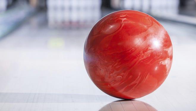 High school bowling.