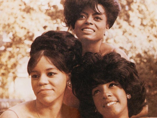 "The Supremes are among the musical acts honored in ""Motown: The Musical,"" running March 30 and 31 at the Murat Theatre."
