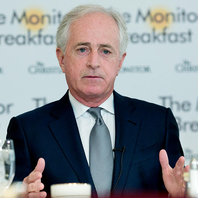 Sen. Bob Corker: 'The dam is finally breaking,' urges Congress to pass tariff legislation