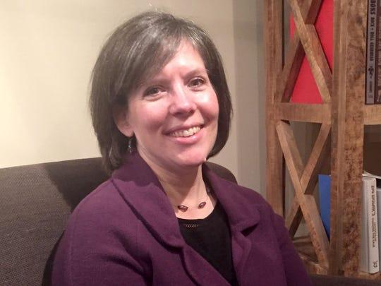 Elizabeth Reid, 51, of Detroit found a class ring in