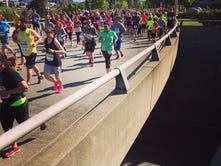 Share your Bloomsday photos with us using #BloomsdayRun for a chance to be featured on our website and newscast!