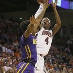 Dunans, Auburn too much for LSU