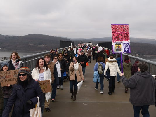 Poughkeepsie Women's March
