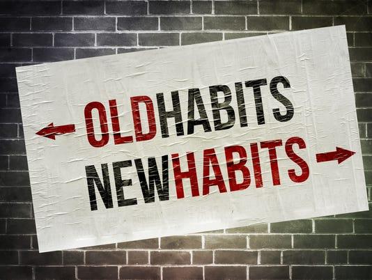 Old Habits - New Habits
