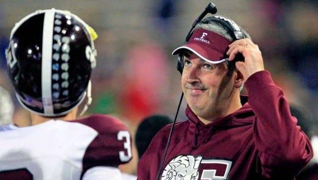 Former Fordham coach Joe Moorhead is Penn State's new offensive coordinator.