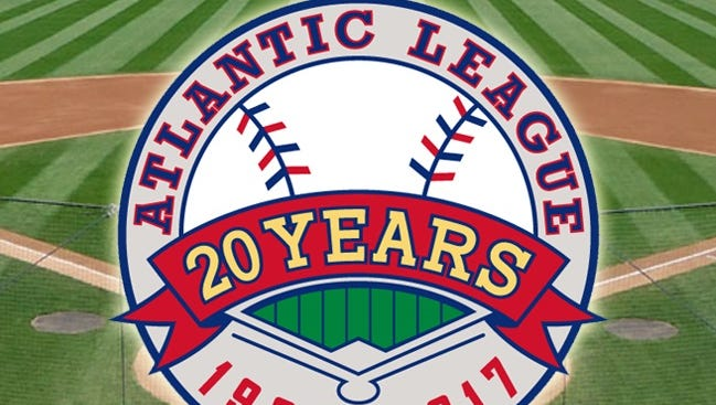 The Atlantic League of Professional Baseball have adopted a new logo for use during the upcoming 20th season by all teams, including the York Revolution