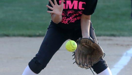 GMC All-Star softball game held at Pitt Street Park