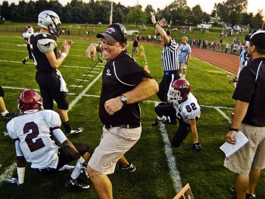 South Western and Gettysburg will remain Week 1 football opponents despite the Warriors joining the YAIAA this fall. Gettysburg will play in Division II, while South Western is a Division I squad. (GAMETIMEPA.COM -- FILE)