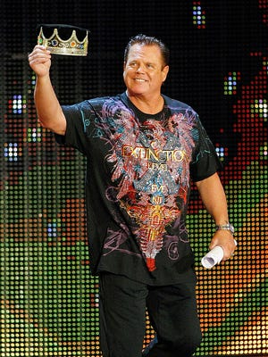 "Wrestler and color commentator Jerry ""The King"" Lawler will step into the ring in Gallatin Saturday."