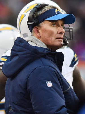 Chargers coach Mike McCoy hasn't reached postseason since 2013.