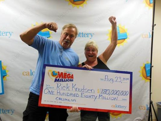 Inland Empire on a roll for lottery winners