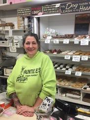 Gina Solari, a co-owner of Auntie El's Farm Market,