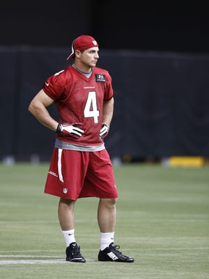 Former Cardinals kicker Jay Feely is now a soccer coach.