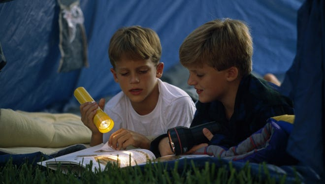 There's a Camp Out this weekend at Jaycee Park in Cape Coral.