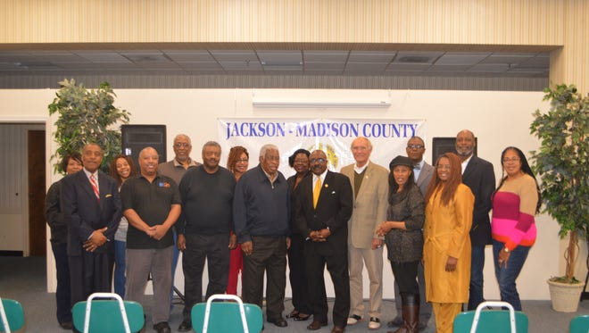 Members of the Jackson-Madison County Chapter of the NAACP met Thursday to discuss the upcoming 53rd Annual Freedom Fund Banquet.