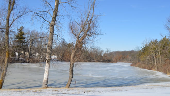 City officials are considering handing over Pine Reservoir to the Crawford County Parks District.