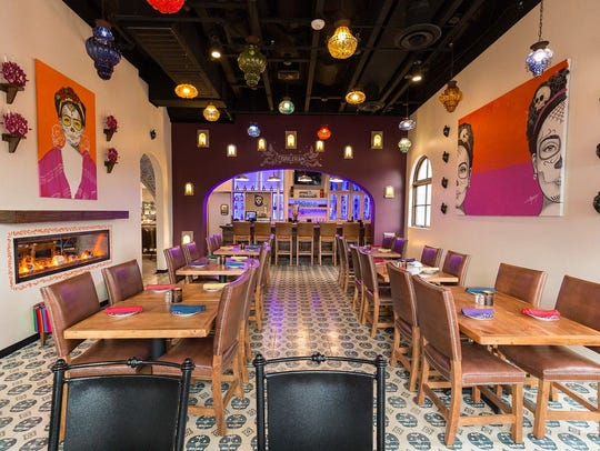 Barrio Queen opened in 2017 at Desert Ridge Marketplace at Loop 101 and Tatum Boulevard in Phoenix.