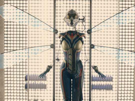 Hope van Dyne's new Wasp suit will play a key role