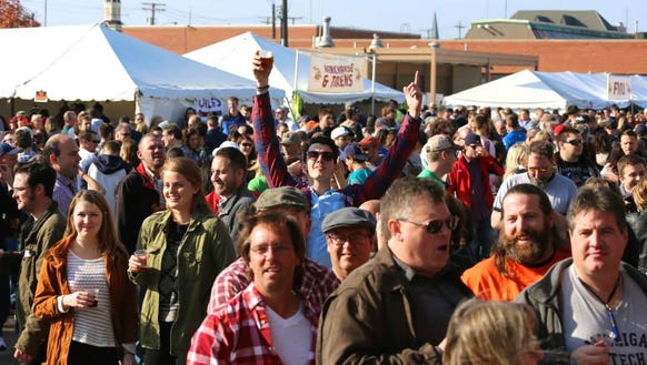 The 2014 Fall Beer Festival