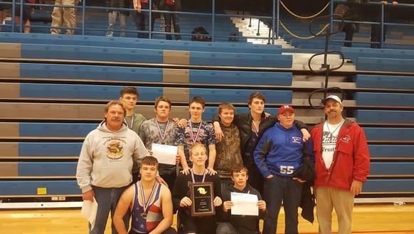 Madison won Friday's Western Highlands Conference wrestling