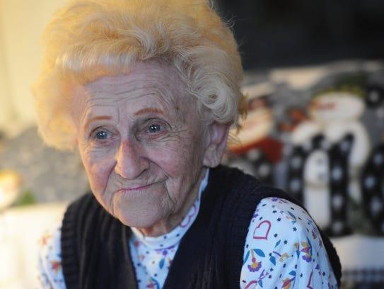 Chincoteague's Helen Merritt, 88, talks about growing