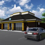 Courtesy Family Express Corp.This is what a proposed Family Express would look like on the site of the former Smitty's supermarket, near the corner of Northwestern Avenue and Lindberg Road. The Valparaiso-based company expects to start work this spring.