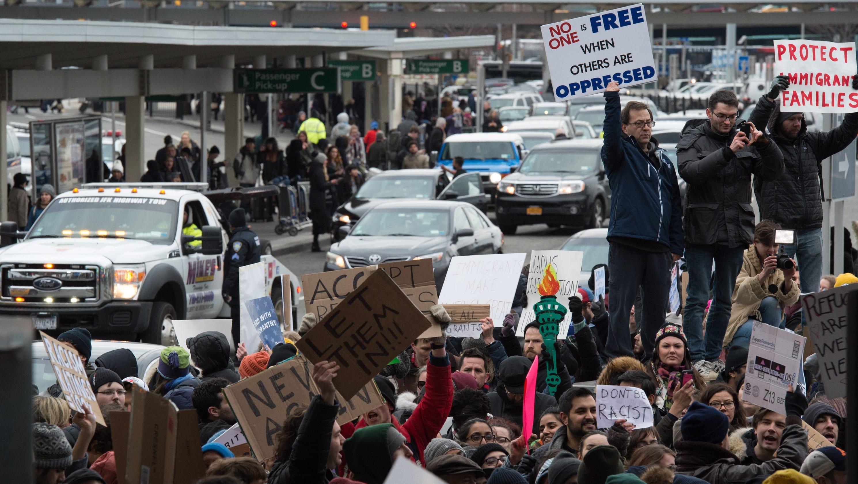 Usa Today Muslim Travel Ban