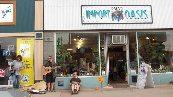 Dala's Import Oasis, 925 Main Street, will close at the end of this year.