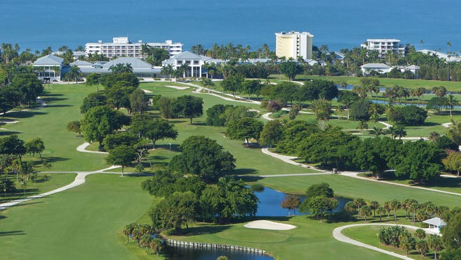 File Photo: Naples Beach Hotel & Golf Club.