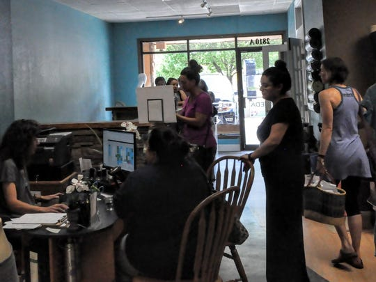 Blue Lotus Healing Arts Center and Day Spa now boasts