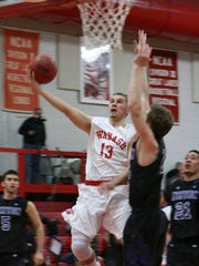 Before Kyle Aiton arrived at Southern Indiana, he spent two years at Wabash College. He was the NCAC Newcomer of the Year in 2014.
