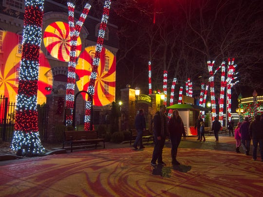 Holiday in the Park runs through Jan. 2.