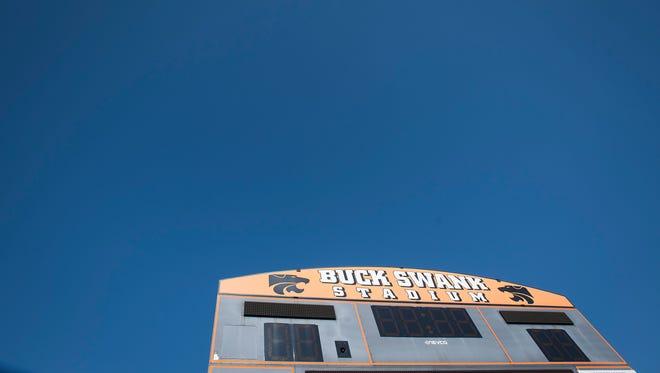 Buck Swank Stadium, Palmyra, Pa.