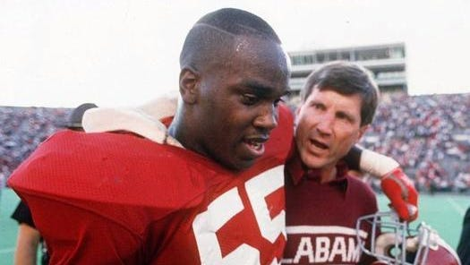 Derrick Thomas has been inducted into the College Football Hall of Fame.