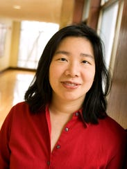 Lan Samantha Chang is director of the Iowa Writer's
