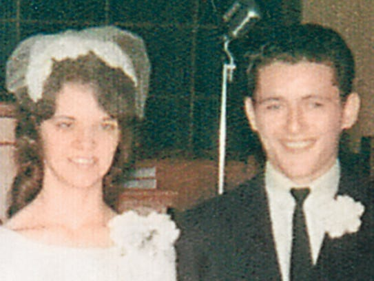 Reed Wedding, April 11, 1965.
