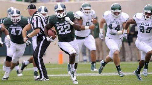 Mark Dantonio has all but said junior running back Delton Williams will be available for Michigan State's opener, but he has now stated it explicitly, in an interview with Spartan Nation Radio.