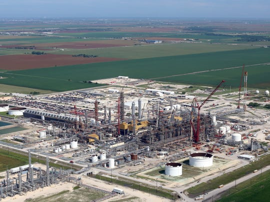 LyondellBasell, one of the world's largest plastics, chemical and refining companies, has completed an expansion of its ethylene capacity.