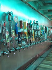And Still Craft House's selection of craft beers includes