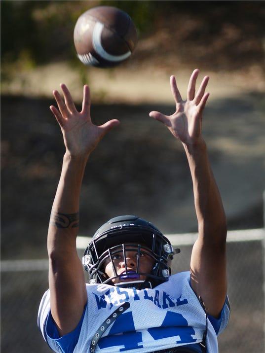 Westlake, Thousand Oaks football 1