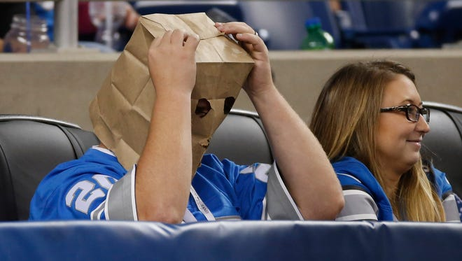Who's your 'B' team when the Detroit Lions stink?