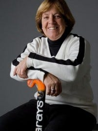 (SPORTS) Former Shore Regional Field Hockey coach Nancy Williams was picked as the 2005 APP Field Hockey coach of the Year. Asbury Park Press Field Photo.