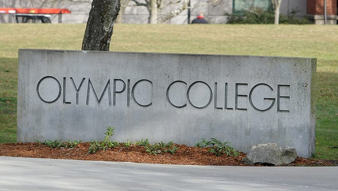 The Olympic College campus in Bremerton.