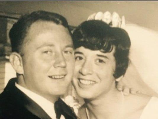 Anniversaries: Claire Deicke & Doug Deicke