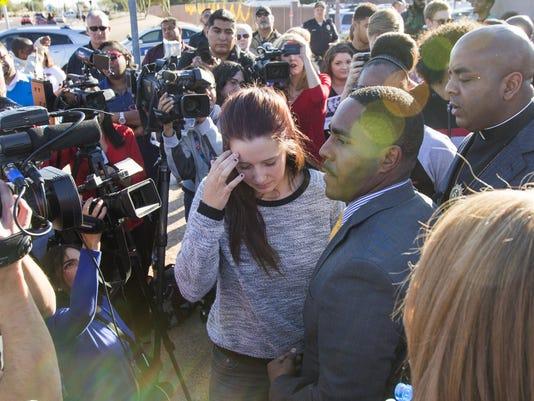 Desert Vista scandal Rachel Steigerwald