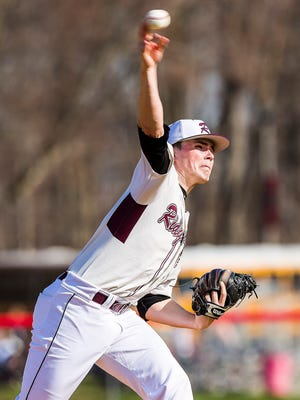 Pitcher Parker Scott allowed no runs on one hit in his first 12 innings pitched this season for the Ridgewood baseball team.