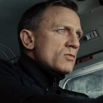 Daniel Craig in 'Spectre,' his last Bond film for a while.