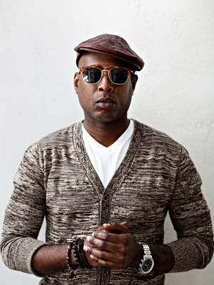Talib Kweli performed in Cincinnati in September. He also shot a music video while in town.