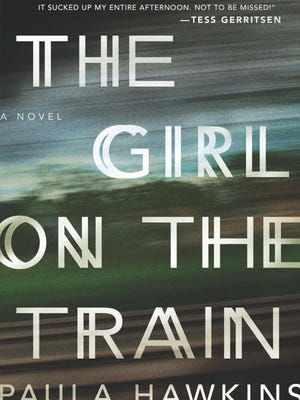 'The Girl on the Train' by Paula Hawkins