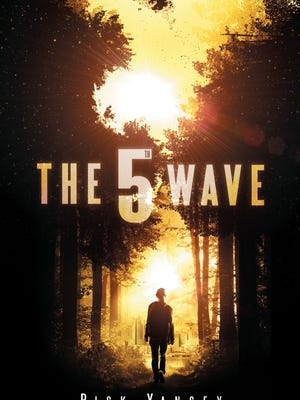 """""""The 5th Wave"""" is the first book in a trilogy of sci-fi novels by Rick Yancey."""